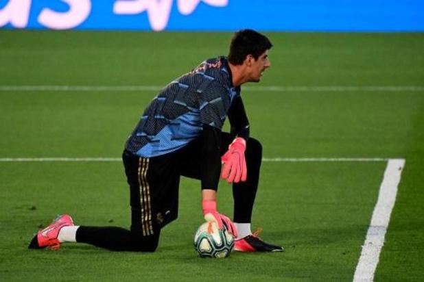 Les Belges à l'étranger - Le Real, avec Courtois et Hazard, s'impose à l'Espanyol et s'isole en tête