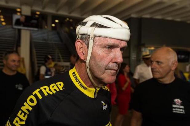 Roger De Vlaeminck également hospitalisé