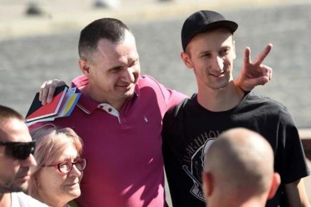 Oleg Sentsov appelle les Européens à ne pas tendre la main à Poutine