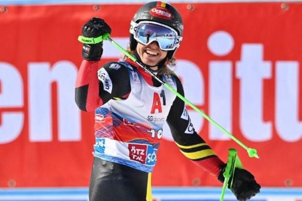 Lucas Braathen remporte le slalom géant à Sölden, Sam Maes 18e