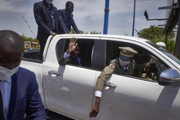 "Coupleider Goïta ingezworen als interim-president: ""Ga engagementen nakomen"""