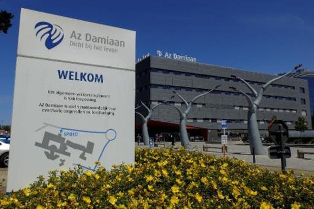 West-Vlaamse ziekenhuizen zien voorzichtige stabilisatie in aantal coronapatiënten