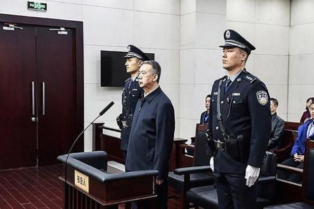 Gewezen topman van Interpol tot 13,5 jaar cel veroordeeld in China