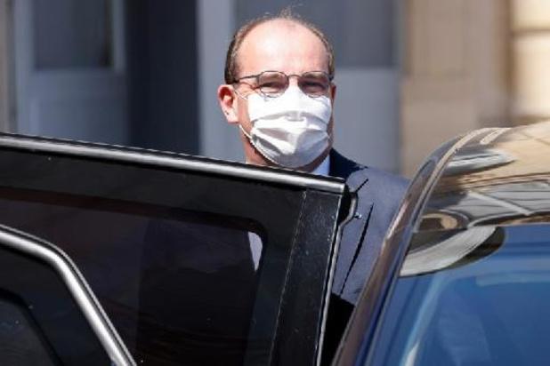 Coronavirus - Franse premier Castex opnieuw in quarantaine