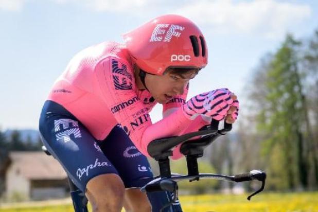 Ronde van Zwitserland: Bissegger wint 4e rit, Van der Poel blijft leider