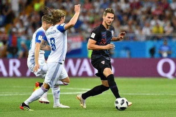 Marko Pjaca, vice-champion du monde avec la Croatie, rejoint Anderlecht en prêt de la Juve