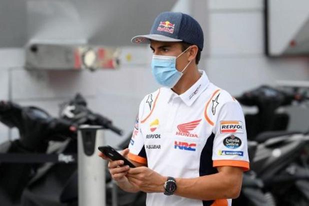 Marc Márquez ne participera pas aux deux premiers Grand Prix de la saison