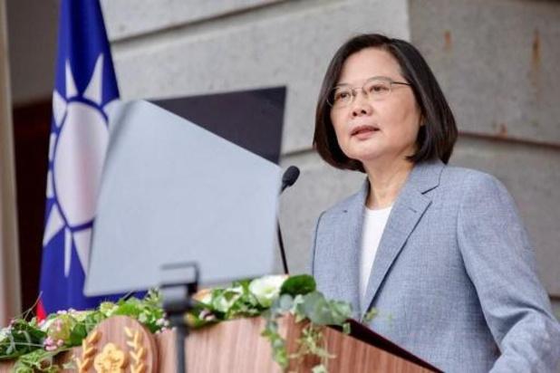 """Taiwan: systeem van """"één land, twee systemen"""" in Hongkong heeft gefaald"""