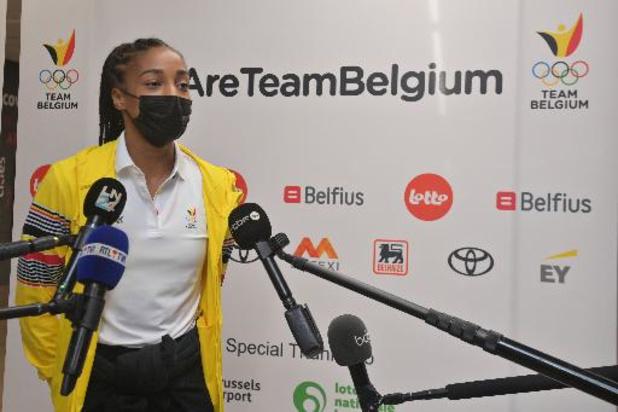 Ligue de Diamant - Nafi Thiam renonce au concours de la hauteur à Eugène