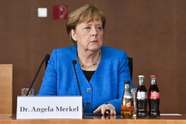 Scandale Wirecard: Merkel se défend de tout traitement de faveur