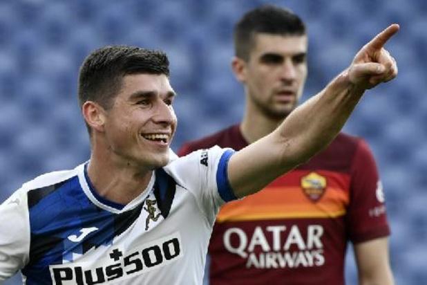 Serie A - L'Atalanta continue d'impressionner : un carton contre Bologne et la 2e place provisoire