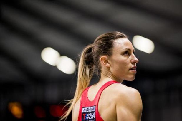 World Athletics Indoor Tour - Victoire mais pas de minimum pour Eline Berings à Dortmund