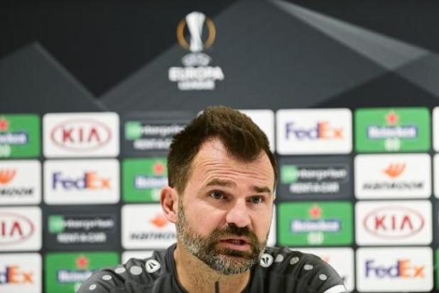 Ivan Leko ambitieux avant la réception de Tottenham jeudi