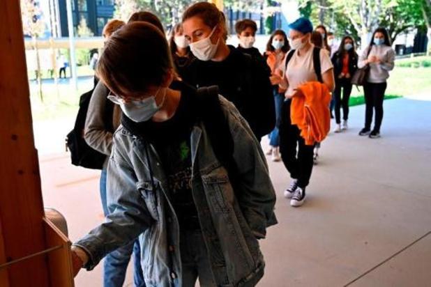 Recordaantal besmettingen in Israël op eerste schooldag