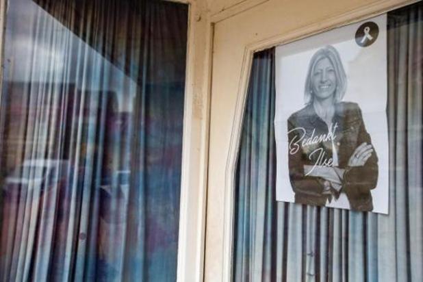 Le suspect du meurtre d'Ilse Uyttersprot reste derrière les barreaux
