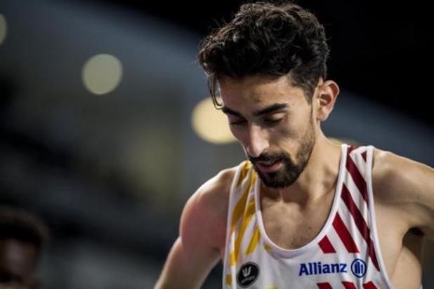 """Championnats d'Europe d'athlétisme en salle - Michael Somers, disqualifié, avait la finale en vue : """"Ça ne devrait pas arriver"""""""