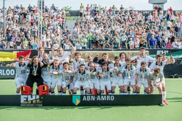 Le Final 8 de l'Euro Hockey League espéré en octobre et trois tournois en 2021