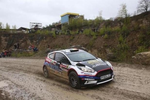 Le South Belgian Rallye, 3e manche du championnat de Belgique, est annulé