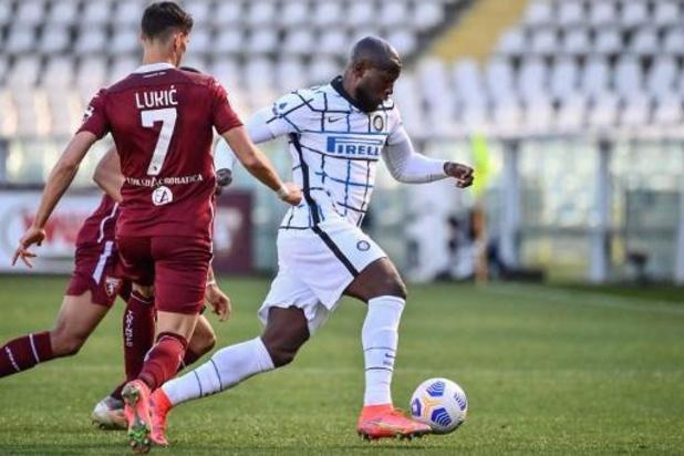 Lukaku mag naar België afreizen, onduidelijkheid over speelminuten (PRESS)