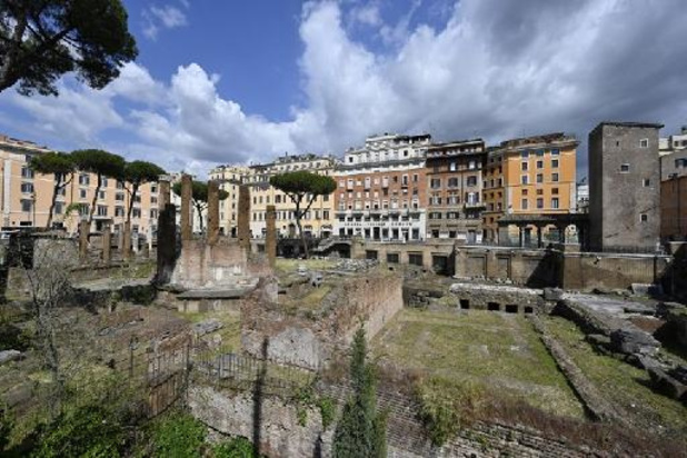 Plaats waar Julius Caesar werd vermoord wordt in 2022 opengesteld voor het publiek