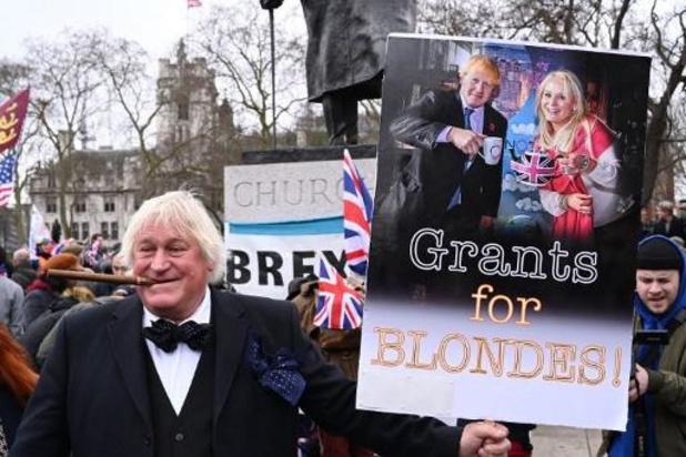 Boris Johnson ontsnapt aan strafonderzoek naar belangenvermenging