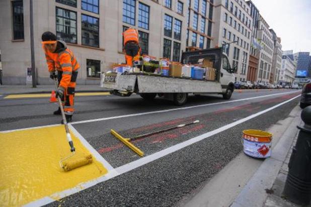 Mobilité à Bruxelles - Le vélo a le vent en poupe, tous motifs de déplacements confondus, confirme une étude