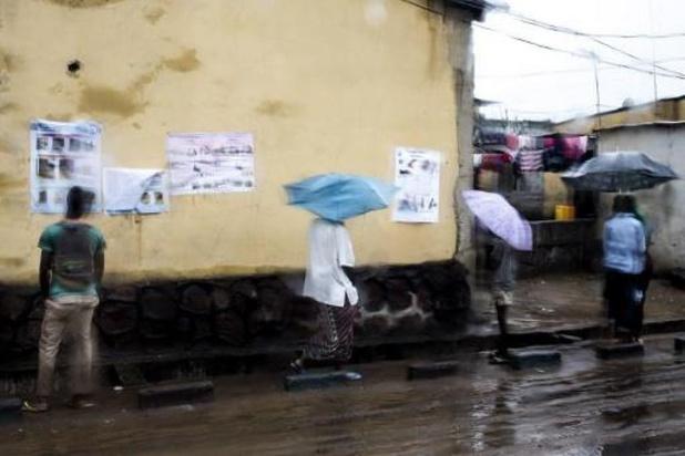 Negen doden bij stortregen in Congo