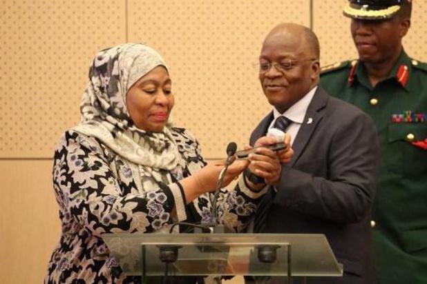 Tanzanie: Samia Suluhu Hassan succède à John Magufuli, première femme présidente du pays
