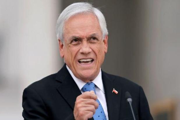 Chileense oppositie gaat afzettingsprocedure starten tegen president