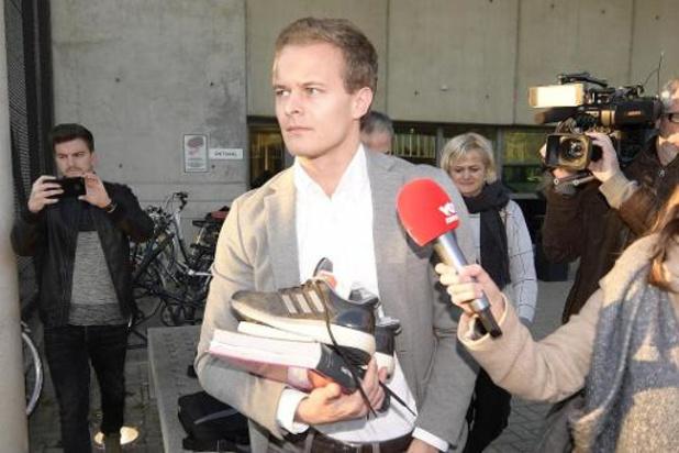 Zaak van Vertenten tegen Belgische voetbalbond op 29 oktober ingeleid