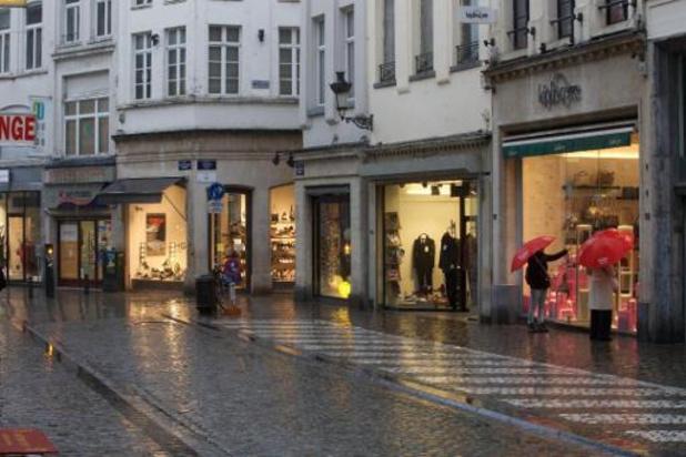 Plus de 12.000 commerces belges ont disparu en 10 ans