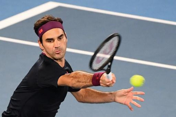 Roger Federer kruipt door oog van de naald in Australië