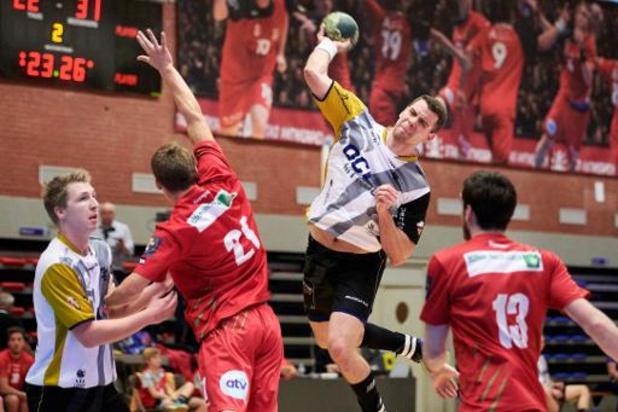 La BENE-League de handball à l'arrêt jusqu'au 15 novembre