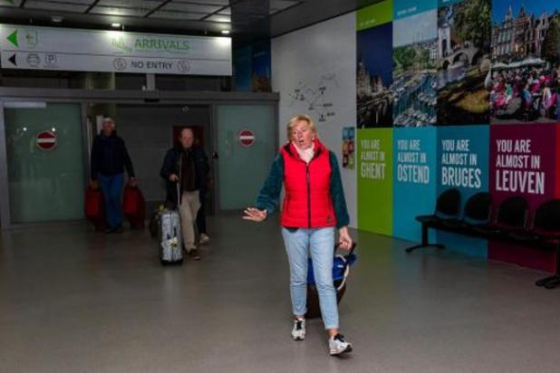 Le gouvernement flamand soutient l'aéroport d'Ostende avec une enveloppe de 366.000 ?