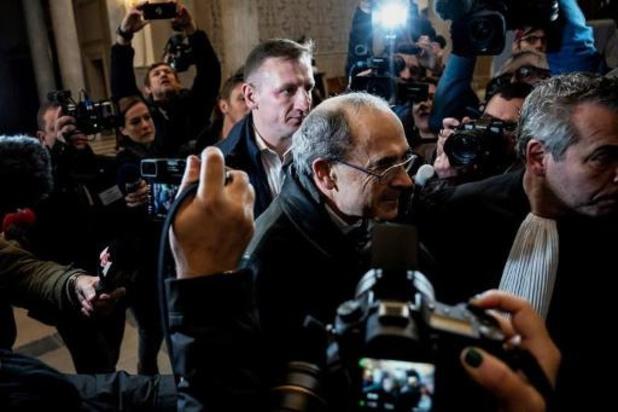 Pédophilie dans l'Eglise: le cardinal Barbarin campe sur ses positions en appel