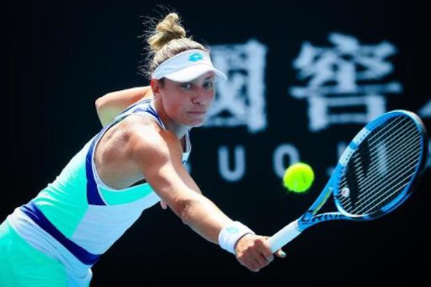 ITF Midland - Yanina Wickmayer naar kwartfinales