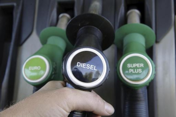 L'essence et le diesel plus chers à la pompe jeudi