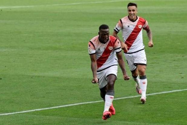 Coronavirus - Le Rayo Vallecano bat Albacete sur une mi-temps pour la reprise du football espagnol