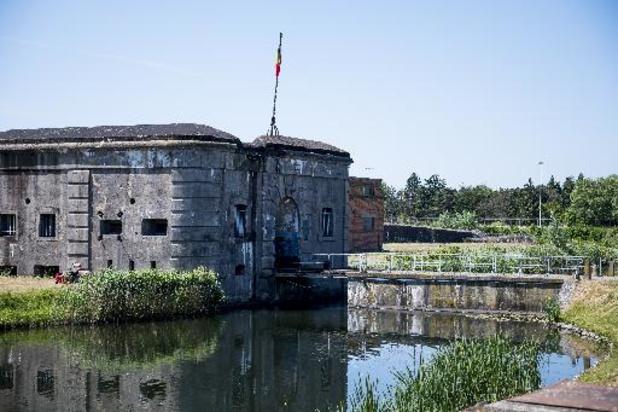 Un nouveau monument au Fort de Breendonk
