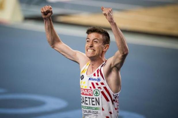 """EK atletiek indoor - Stijn Baeten maakt het bijna onmogelijke toch mogelijk: """"Winnend lotje in de loterij"""""""
