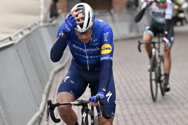 Sam Bennett quitte Deceuninck-Quick Step et retourne chez Bora-hansgrohe