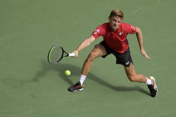 US Open: David Goffin in eerste ronde tegen Amerikaan Reilly Opelka