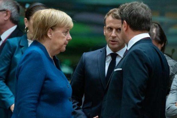L'Allemagne prend à nouveau ses distances avec Macron