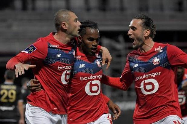 Ligue 1 - Lille champion de France pour la 4e fois de son histoire