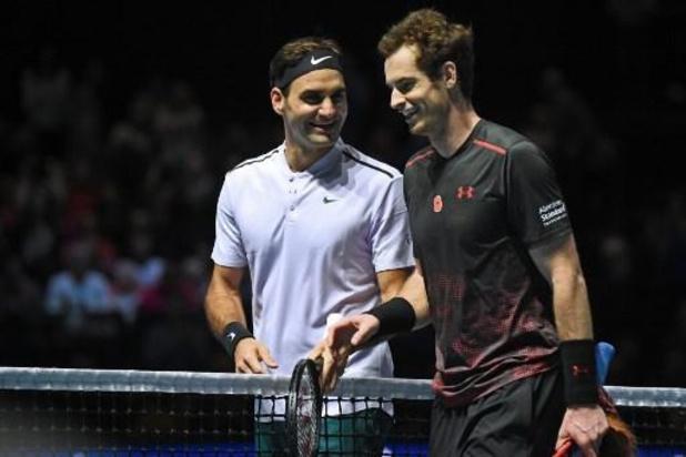 Andy Murray soutient la fusion des circuits masculin et féminin évoquée par Roger Federer