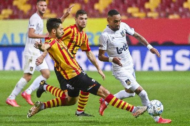 Jupiler Pro League - KV Mechelen verslaat Union na vroege achterstand