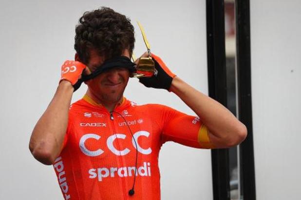 """Tour de France - """"Trop dangereux pour courir"""", estime Greg Van Avermaet"""