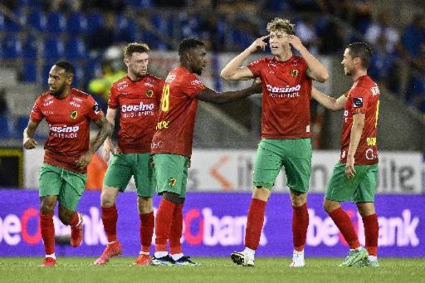 Jupiler Pro League - Oostende wint voor het eerst op veld van Genk