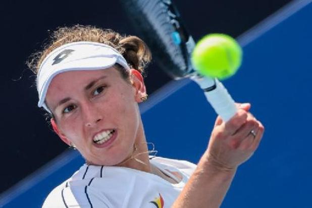 WTA Luxembourg - Elise Mertens battue en quarts de finale