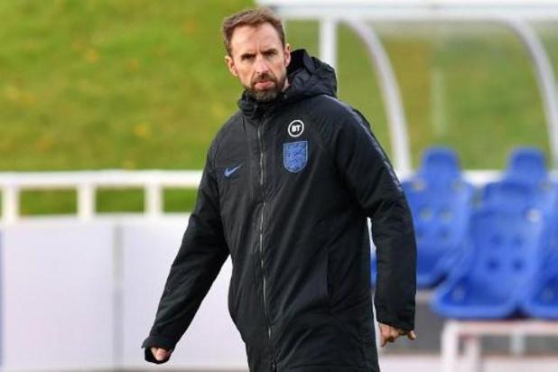 L'Angleterre contre l'Italie en mars pour préparer l'Euro 2020